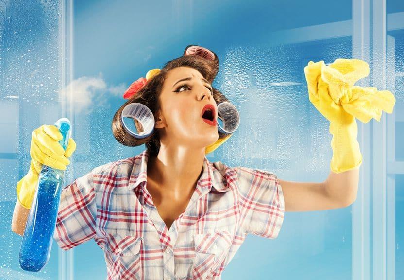 5 טיפים לניקיון הבית