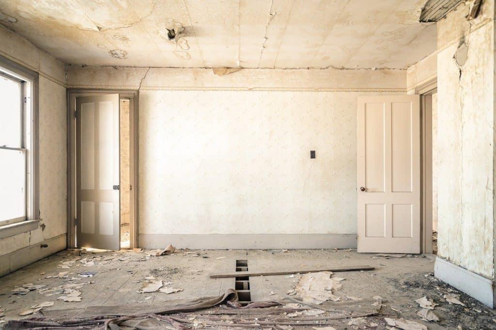 שיפוץ איך מנקים בית אחרי שיפוץ