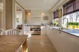 מטבח איך לעשות ניקוי יסודי לבית